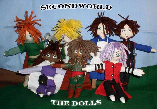 [Diane's Second World Dolls 2007]
