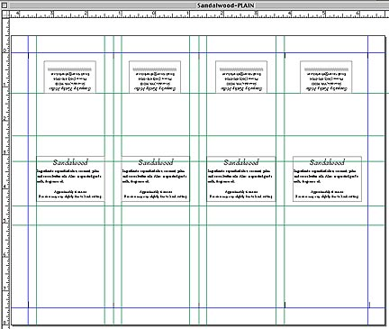 [Label Sheet Layout]
